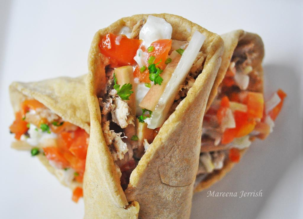 Chicken Shawarma No Grill No Bake Version Recipe