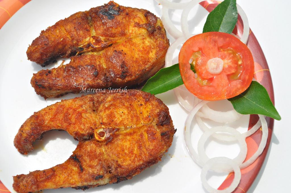 simple fried fish kerala style recipe mareena 39 s recipe