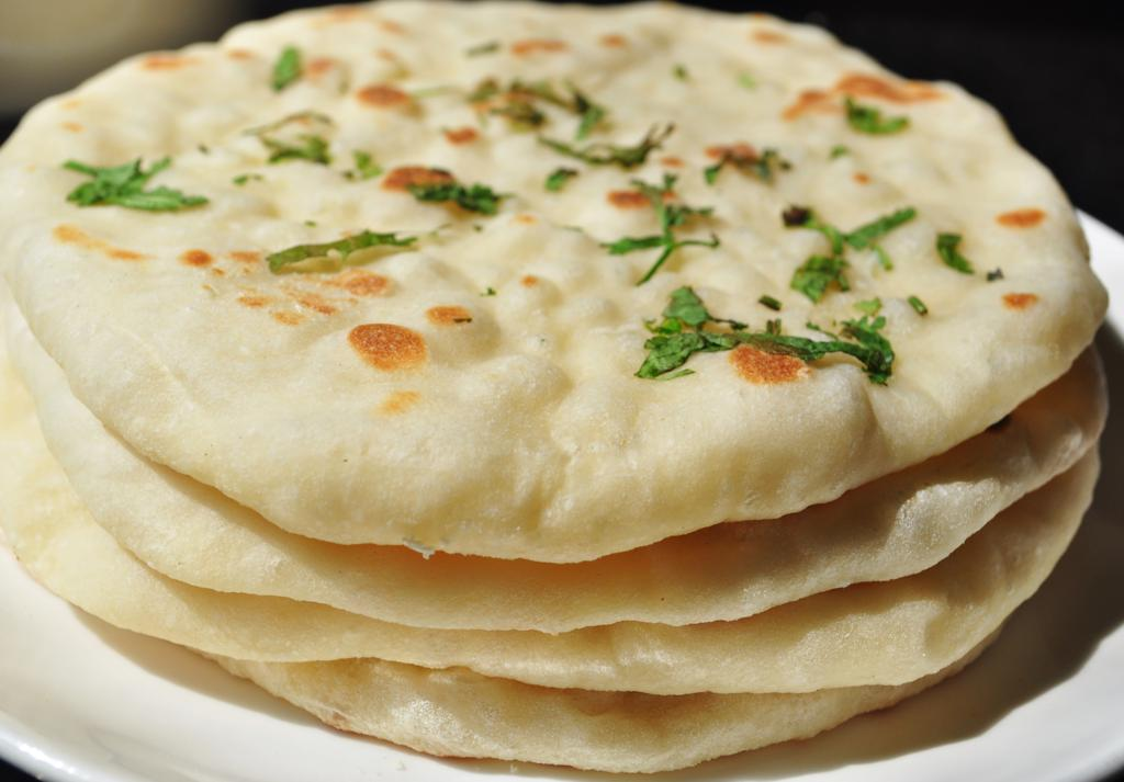 Kulcha An Indian Bread Recipe Mareena S Recipe Collections