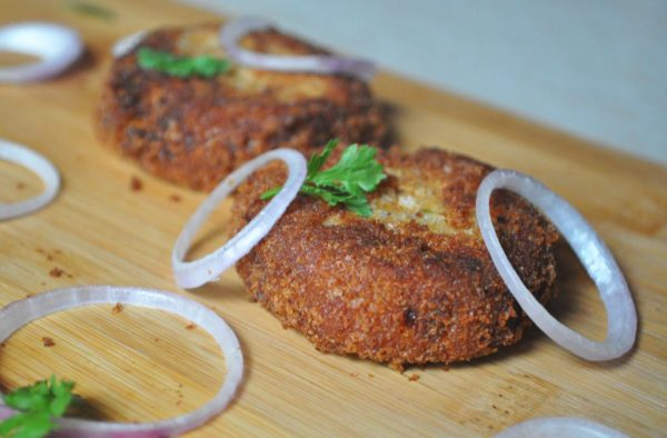 Fish Roe Cutlets Recipe Mareena 39 S Recipe Collections