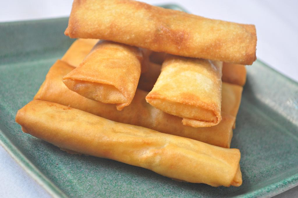 how to make vegetable spring rolls recipe